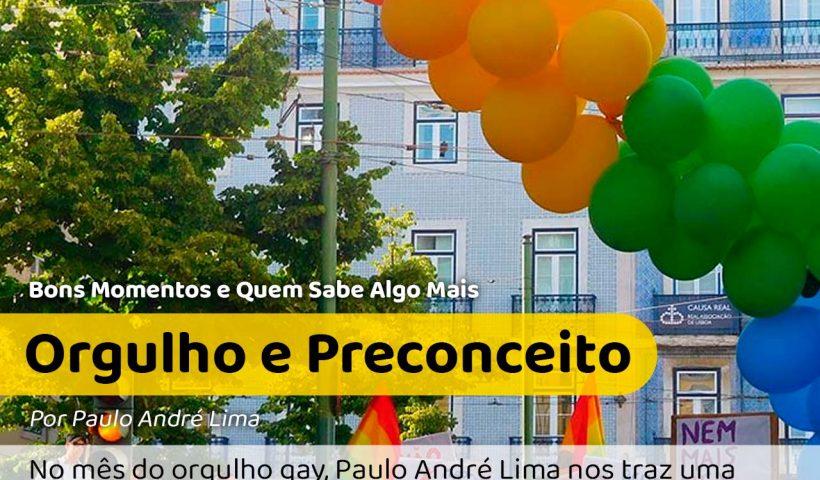 Foto da Parada do Orgulho Gay de São Paulo