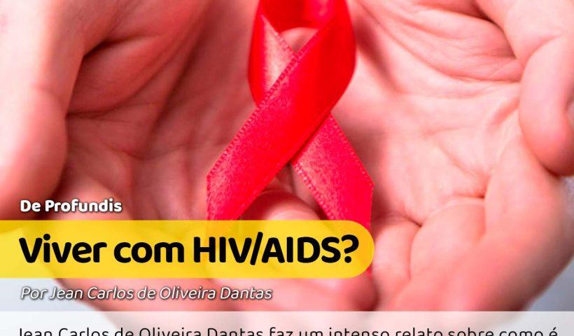 Viver com HIV/AIDS