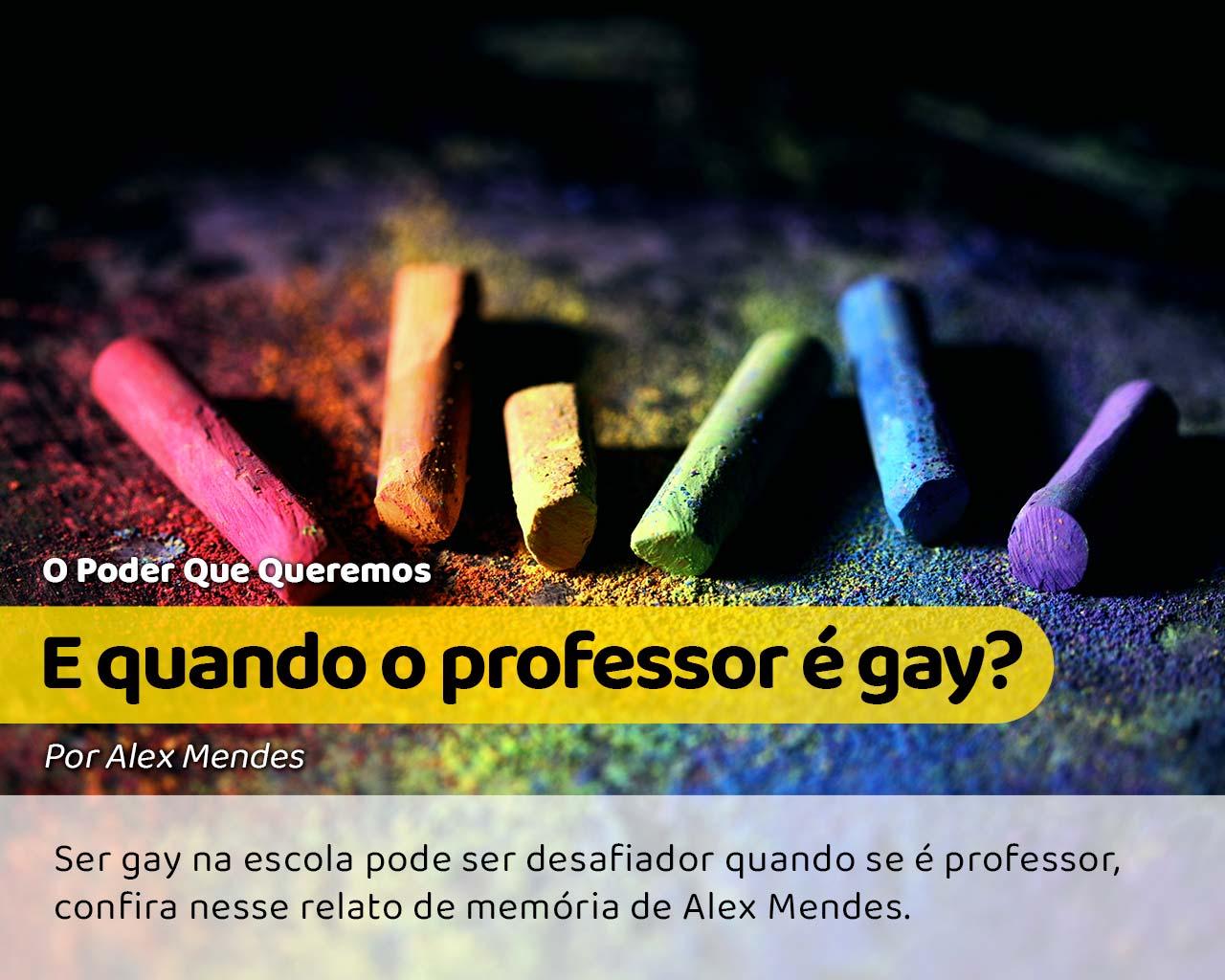 o giz é principal material de trabalho do professor. Nesta imagem você vê 6 gizes compondo as cores do arco íris,