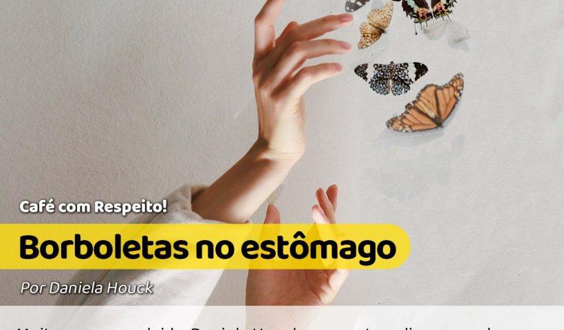 foto de mão femininas tentando tocar borboletas. Foto de Tatiana e Evie Shaffer no Pexels