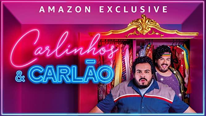 Poster de Carlinhos e Carlão