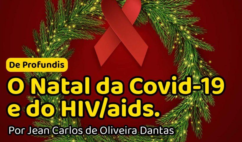 Natal, covid e HIV